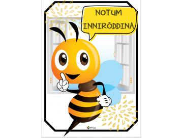 Notum inniröddina - Býfluguamboð