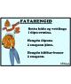 Umgengni í fatahengi - Amboð