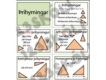 Þríhyrningar