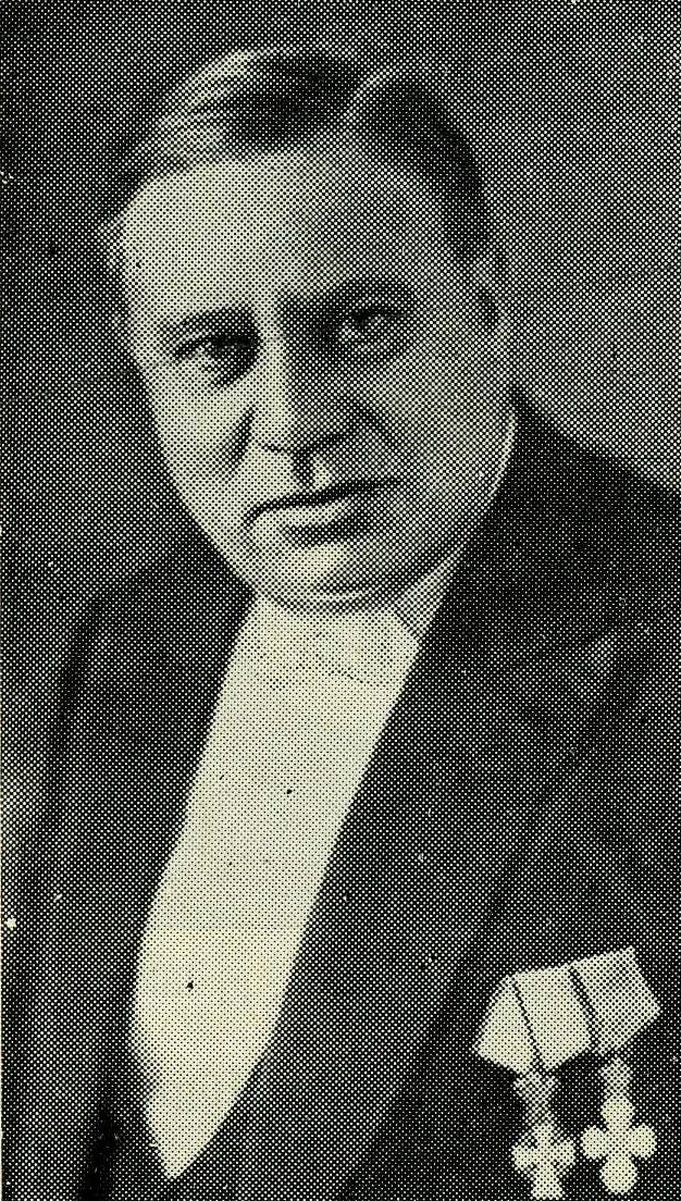 Emil Nielsen framkvæmdastjóra Eimskipafélgs Íslands