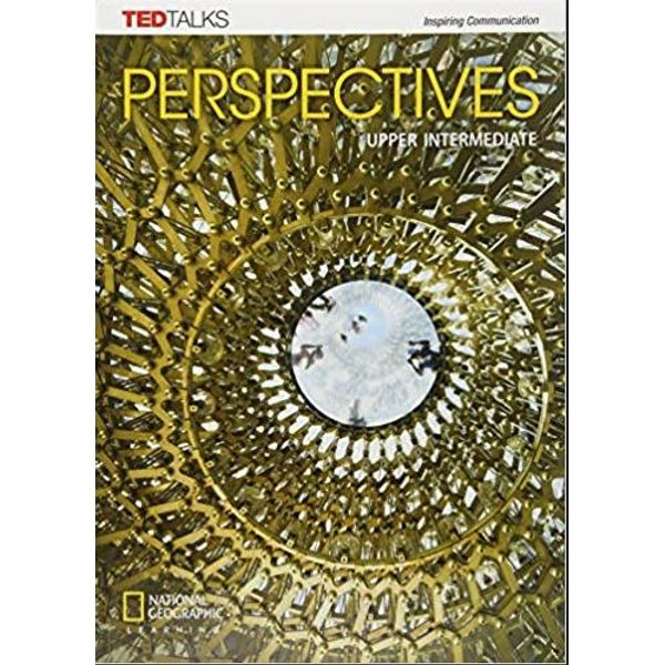 Perspectives BrE Upper Intermediate Student Book w/online wb