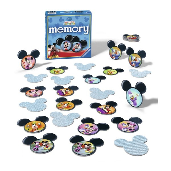 Memory Mickey Clubhouse