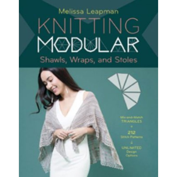 Knitting Modular Shawls, and Stoles
