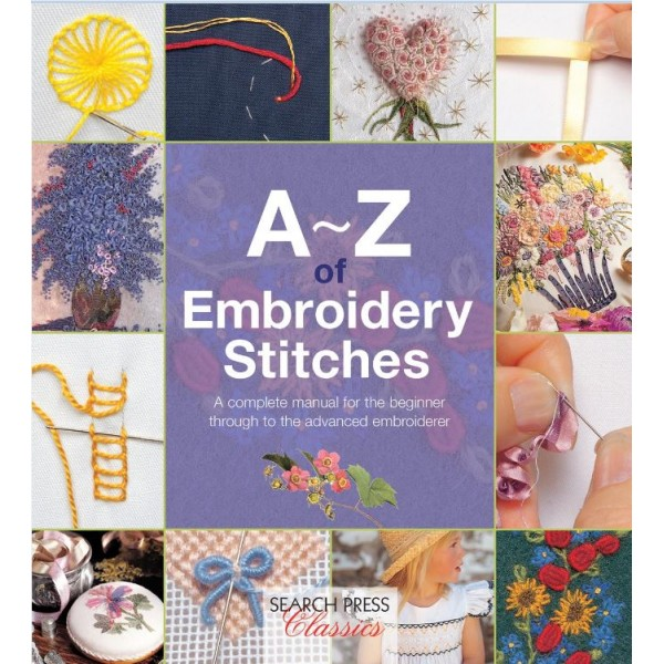 A-Z Embroideery Stitches