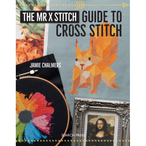 Mr X Guide Modern Cross Stitch
