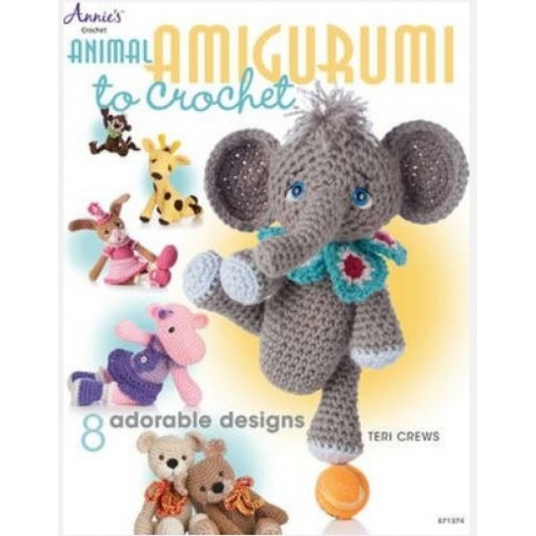 Animal Amigurumi To Crochet