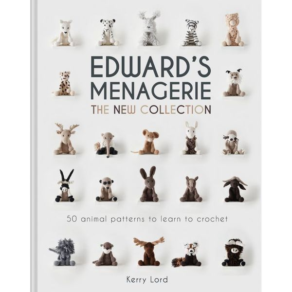 Edward´s Menagerie: The New Collection: 50 animal Patterns