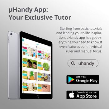 uHandy - Mobile Microscope (Lite)