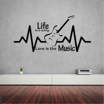Life is a song