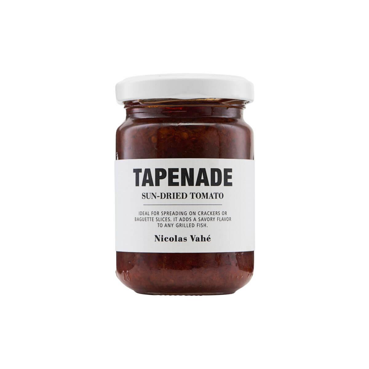 Tapenade - sólþurrkaðir tómatar