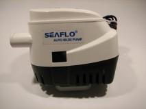Lensidæla - Sjálfvirk, 600 GPH Seaflo