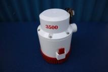 Lensidæla - 3500 GPH - 24 volt
