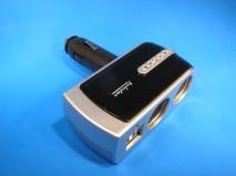 Fjöltengi fyrir 12V og USB