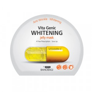 BANOBAGI JELLY-MASK RELAXING VITAMIN B/ Whitening