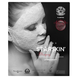 Lifting Lace Plumping Face Mask