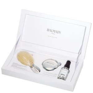 Luxury Set Silver Brush And Mirror
