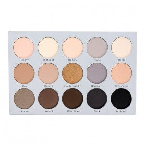 ES23 15 Color Smoky Sand Eyeshadow