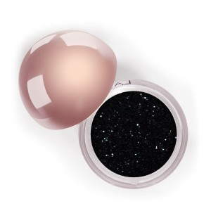 Crystalized Glitter - Black Jack