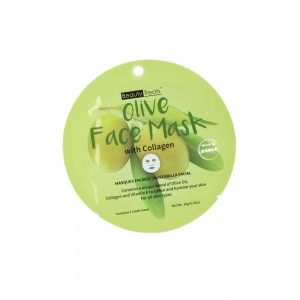 Beauty Treats Face Mask with collagen Olive