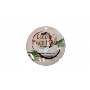Beauty Treats Face Mask with collagen Coconut oil