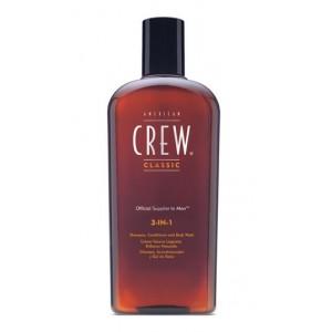 American crew 3-in-1  250 ml