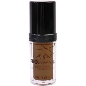 Pro Coverage Illuminating Foundation - Rich Cocoa