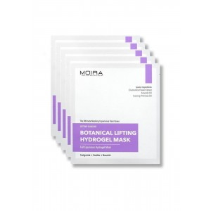 MOIRA BOTANICAL LIFTING HYDROGEL MASK SET