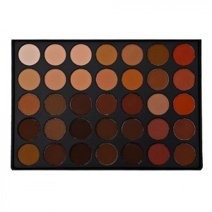 ES4M - 35 color Matte Natural Eyeshadow