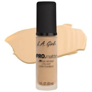 L.A Girl Pro Matte Foundation - Ivory