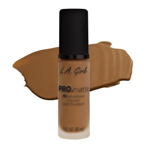 L.A. Girl Pro Matte Foundation - Café
