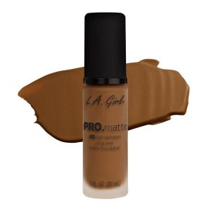 L.A. Girl Pro Matte Foundation - Nutmeg