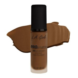L.A. Girl Pro Matte Foundation - Cappuccino