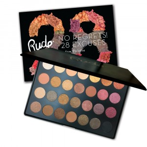 No Regrets! 28 Excuses Eyeshadow Palette - Scorpio
