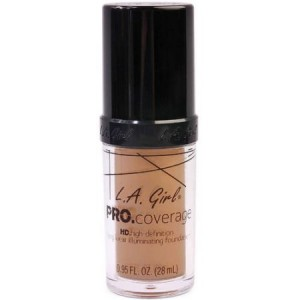 Pro Coverage Illuminating Foundation - Soft Honey
