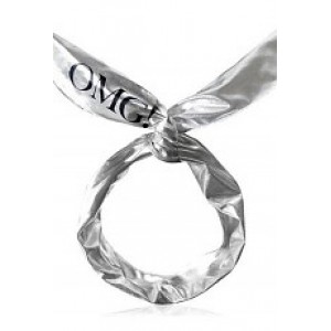 OMG! Platinum Hairband - Silver
