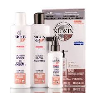 Nioxin colored hair light thinning 3 - 300 ml