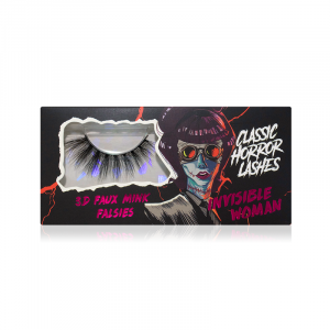 Classic Horror Lashes - Invisible Woman