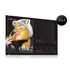 OMG! 3in1 Kit Peel Of Mask