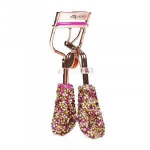 Bling On The Glam Eyelash Curler-Hot pink