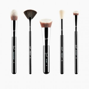 Baking And Strobing Brush Set