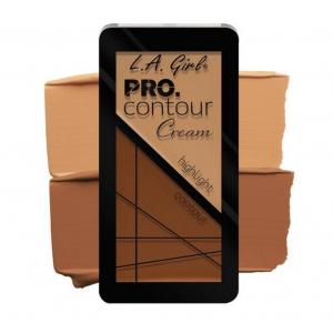 Pro Contour Cream/ Tan