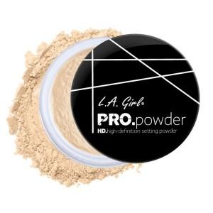 L.A. Girl HD Pro Setting Powder - Banana