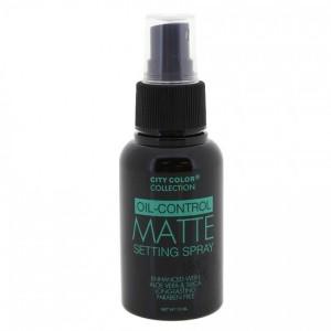 Oil Control Matte Setting Spray