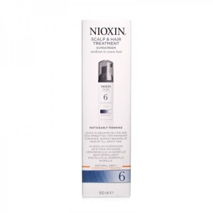 Nioxin Scalp And Hair Treatment Nr 6 100 ml