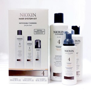 Nioxin Noticeably Thinnig Nr 4 - 150ml