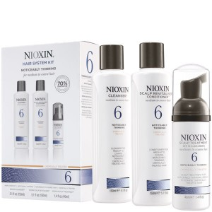 Nioxin Noticeably Thinnig Nr 6 - 150ml
