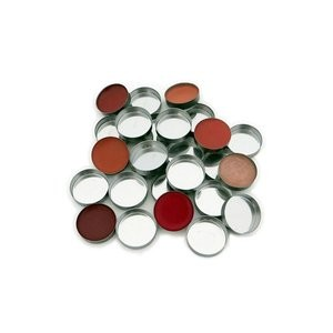 MINI ROUND METAL PANS - 10 Pack