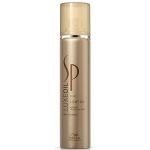 Light oil keratin spray 75 ml
