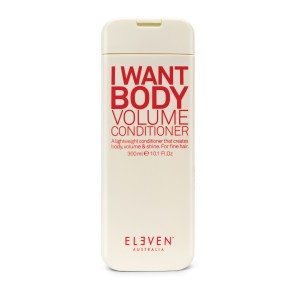 I WANT BODY Volume hárnæring 300 ml