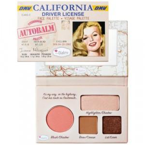 California Driver Licence - Mini Palletta